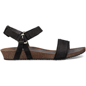 Teva Mahonia Stitch Sandals Women black